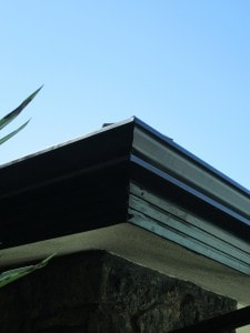 aluminum gutter in los angeles california
