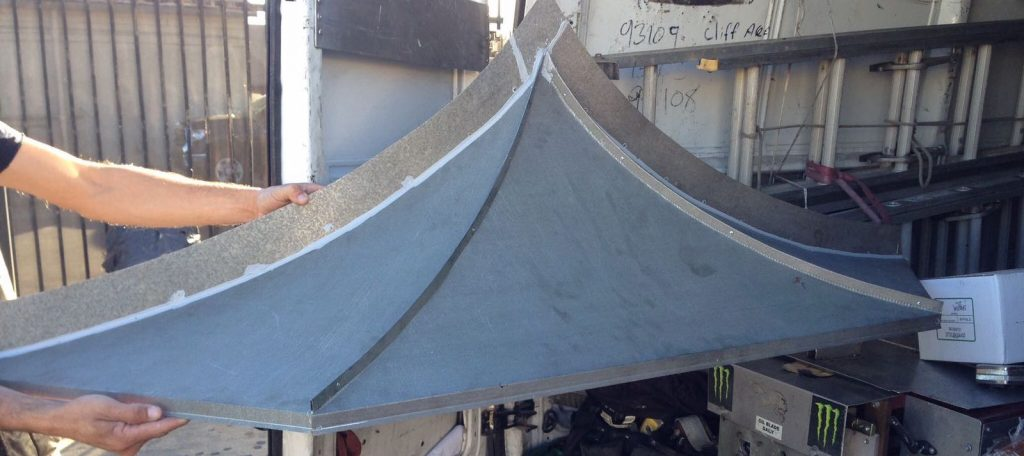 Metal Roofing Fabrication Amp Installation Services In Los