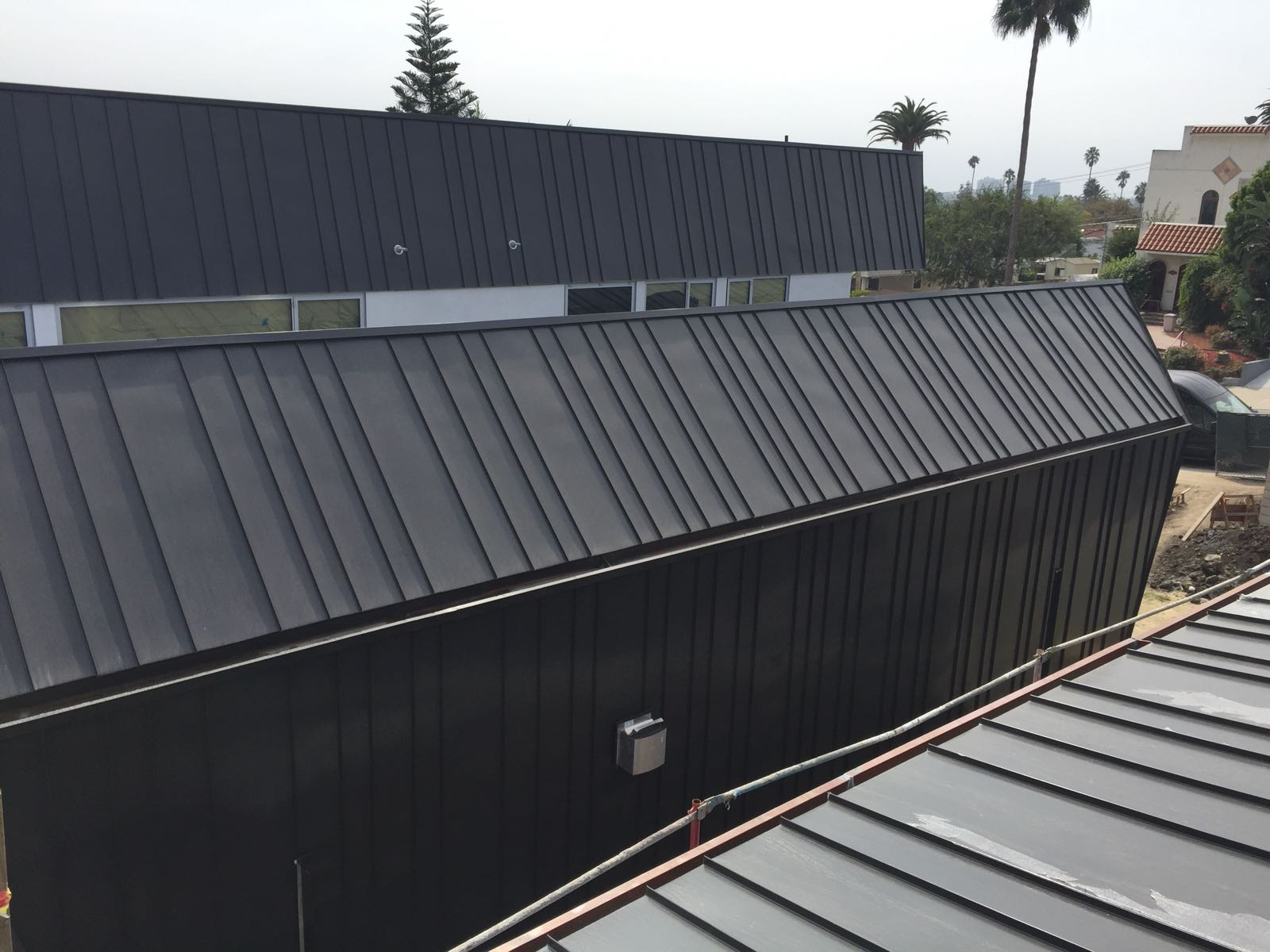 Custom Standing Seam Metal Roof And Siding Venice Beach