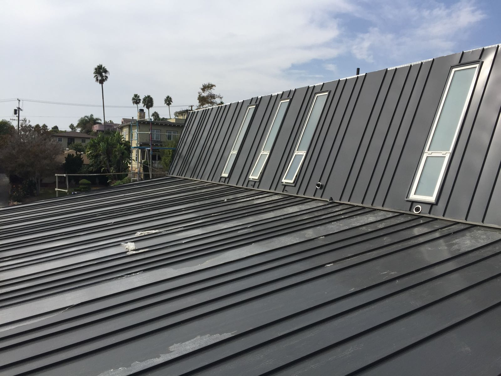 Custom Standing Seam Metal Roof And Siding Venice Beach